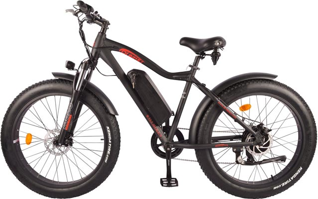 DJ Fat Bike 750W 48V 13Ah Power Electric Bicycle Review - Buyer's Guide
