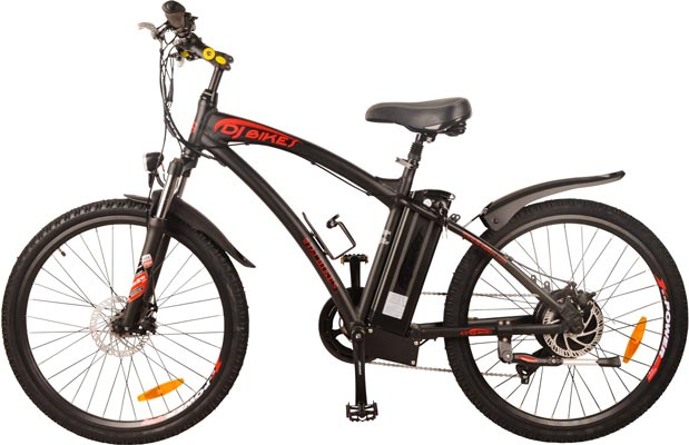 DJ Mountain Bike 750W 48V 13Ah Power Electric Bicycle Review - Buyer's Guide