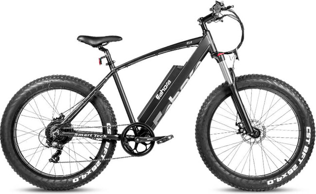 Eahora XC200 Plus Fat Tires Mountain Electric Bike Review - Eahora Bikes Review