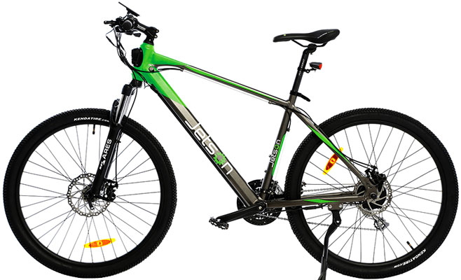 Jetson Adventure Electric Bicycle Review