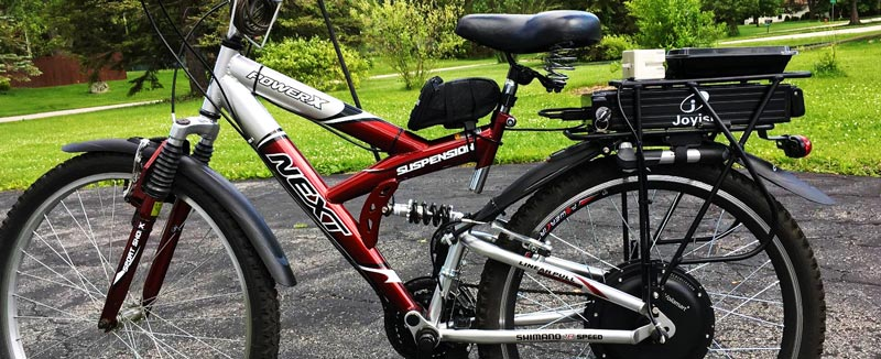 Joyisi eBike Battery Review