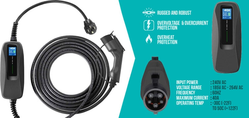 Best Extension Cord for Charging Electric Car Review