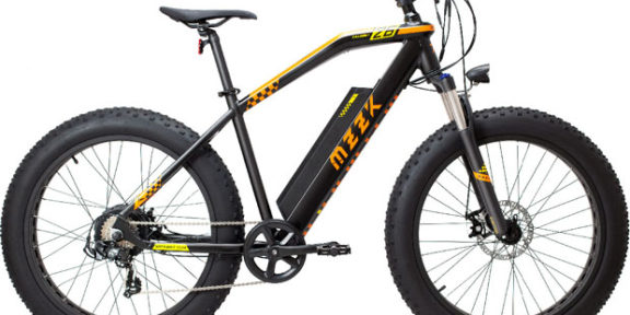 MZZK electric mountain bike review