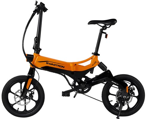 Swagtron EB7 Elite Plus Folding Electric Bike Review - Buyer's Guide