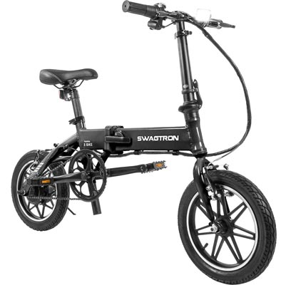 Swagtron EB-5 Electric Folding Ebike Review - Buyer's Guide