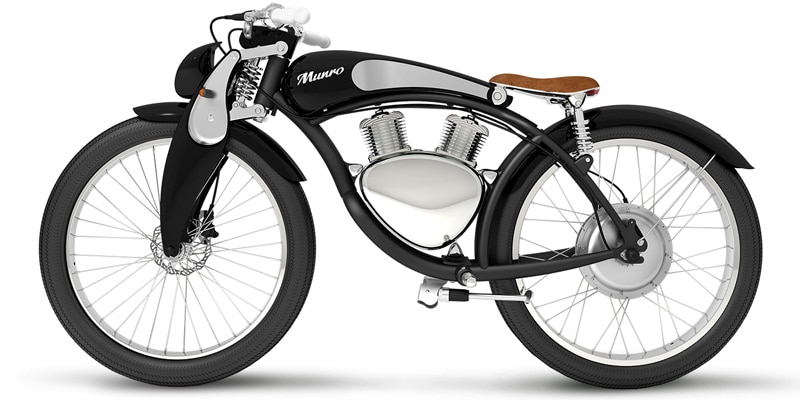 munro electric bike review